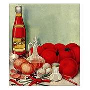 Неформатный постер Еда и Напитки